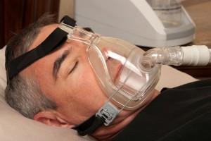 aparat cpap do leczenia bezdechu w nocy