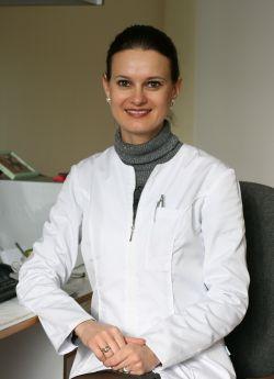 laryngolog Ewa Olszewska z Białegostoku