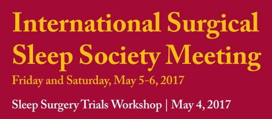 International Surgical Sleep Society Meeting