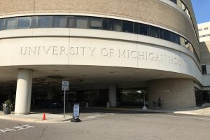 University of Michigan Hospital